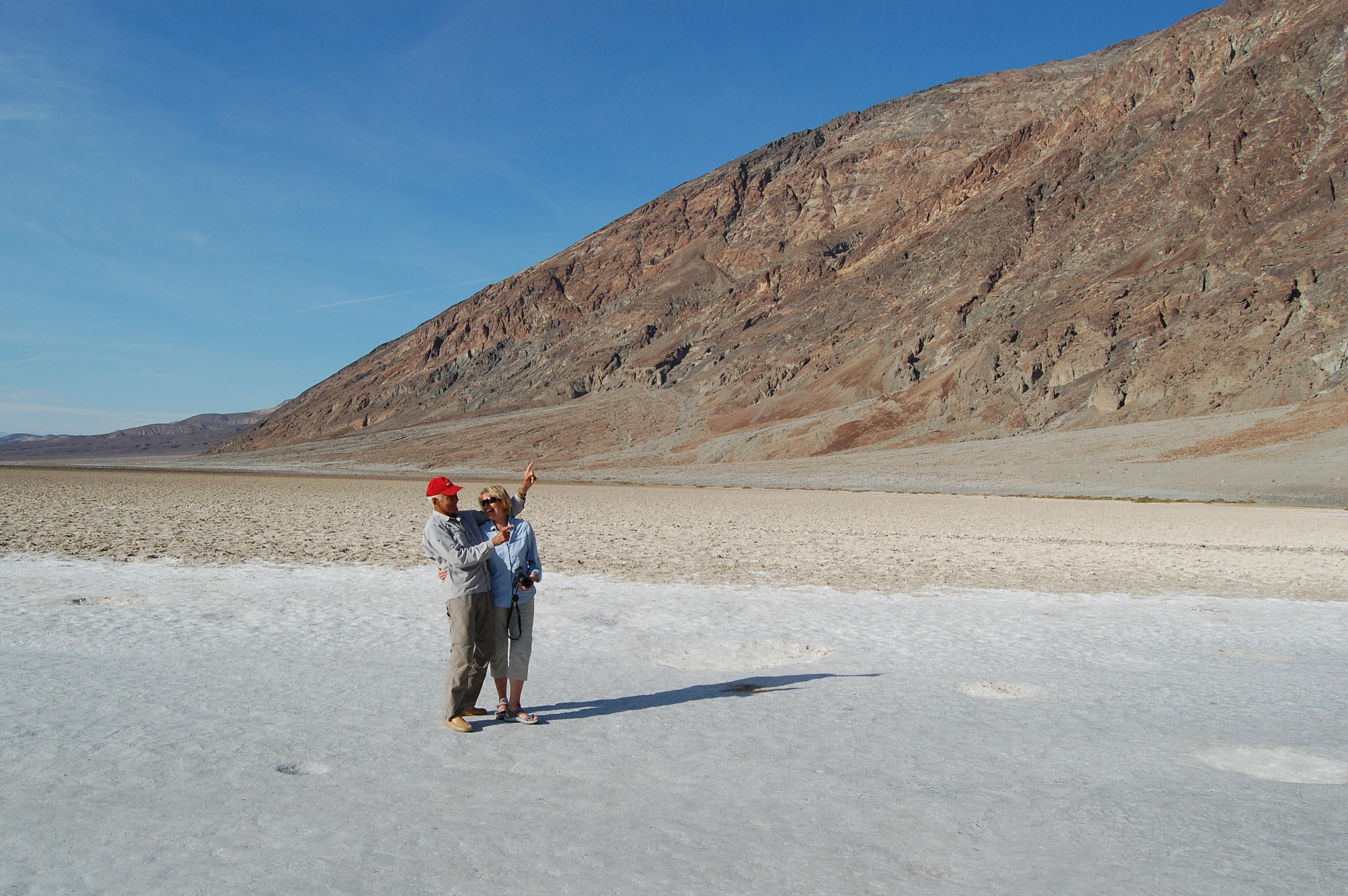 Death Valley - Winter 2014