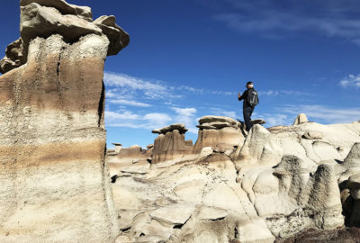 Bisti/De-Na-Zin Wilderness in New Mexico